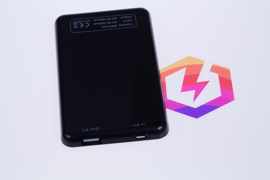 Powerbank 4000mAh do nadruku logo